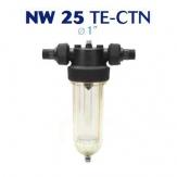 Filtre à charbon actif NW 25 TE